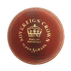 Hunts County Cricket Ball Sovereign Crown