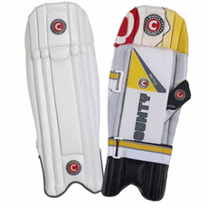 Hunts Wicket Keeping Pads Mettle