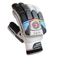 Hunts County Batting Gloves Aura