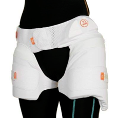 Aero Cricket Stripper Thigh Pad Protection P3