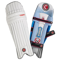 Hunts County Cricket Batting Pads Reflex - REDUCED