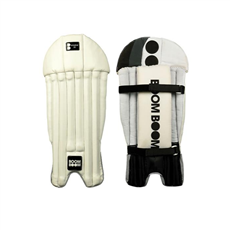 Boom Boom Wicket Keeping Pads Signature
