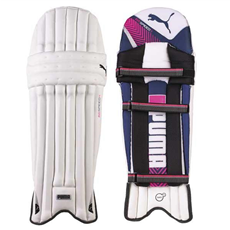 Puma Cricket Batting Pads Evo Speed 4  Junior