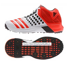 Adidas Cricket Shoe Vector Mid