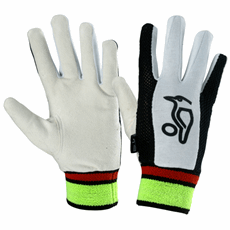 Kookaburra Wicket Keeping Inners Plain Chamois