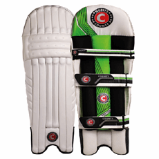 Hunts County Cricket Batting Pads Tekton