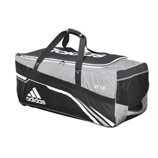Adidas Cricket Kit Bag Large Wheelie 1.0