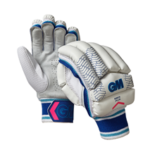 GM Cricket Batting Gloves Siren Plus - Juniors