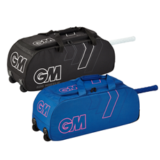 Gunn and Moore Cricket Bag 606 Junior Wheelie 2020