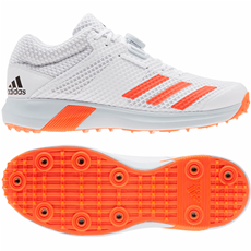 Adidas Cricket Shoes Vector Mid Full Spikes