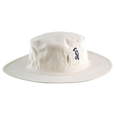 Kookaburra Cricket Sun Hat Broad Brim