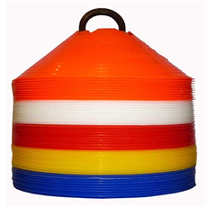 Space Marker Multi Colour Training Cones
