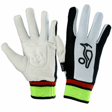 Kookaburra Wicket Keeping Inners Padded Chamois