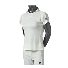 Gunn and Moore ST30 Ladies Cricket Shirt