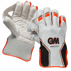 GM Cricket Wicket Keeping Gloves Mana Plus