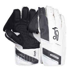 Kookaburra Cricket Wicket Keeping Gloves 600L