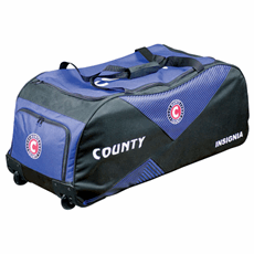 Hunts County Insignia Cricket Bag Wheelie