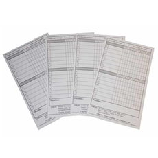 Cricket Umpires Check Cards