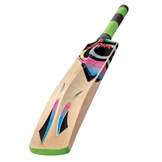 Hunts County Cricket Bat Aura 650 Free Antiscuff