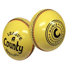 Hunts County League Special Leather Indoor Ball
