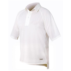 Gray Nicolls Matrix Short Sleeve Shirt Junior