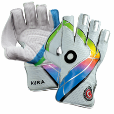 Hunts County Wicket Keeping Gloves Aura