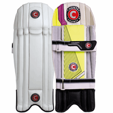 Hunts County Wicket Keeping Pads Neo